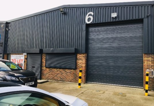 Unit 6 Nonsuch Industrial Estate